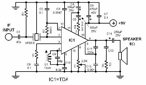1-Chip-TV-Audio-Circuit-Diagram
