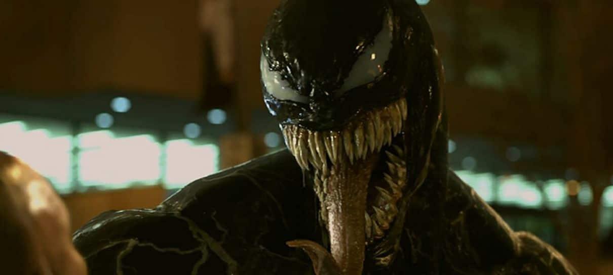 Venom 2 ganha titulo oficial, logo e é adiado, confira todas as novidades do filme