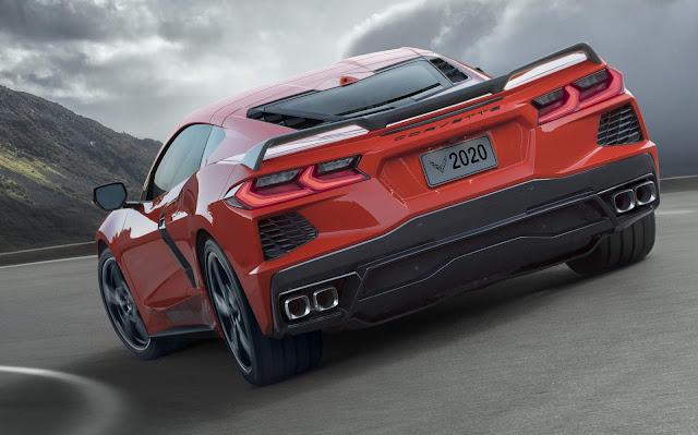 Corvette Stingray 2020: preço começa em R$ 239  mil - EUA