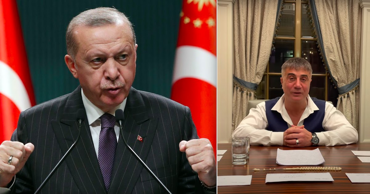 Turkish Mafia Leader Says He Smuggled Weapons For Erdogan To Islamic Extremists Fighting In Syria