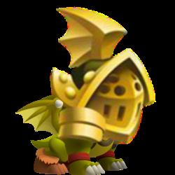 Dragão Fúria (Bebê)