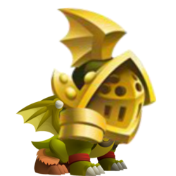 Fury Dragon (Baby)