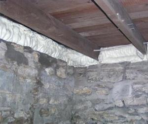 Basement Insulation In Kansas City Mo The Hayes Company