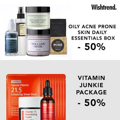BY WISHTREND Vitamin Junkie Package