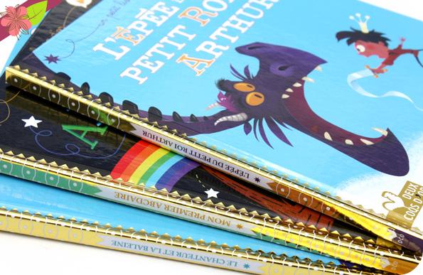 Les petits livres d'or - éditions deux coqs d'or