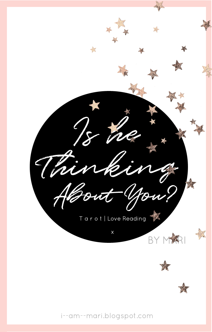 Tarot Love Reading - Is He Thinking About You?
