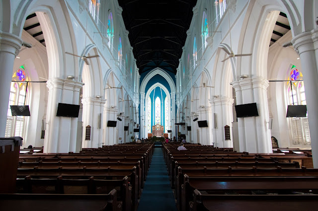 St. Andrews Cathedral-Singapore