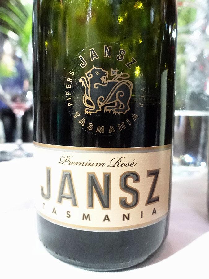 Jansz Premium Sparkling Rosé (90+ pts)