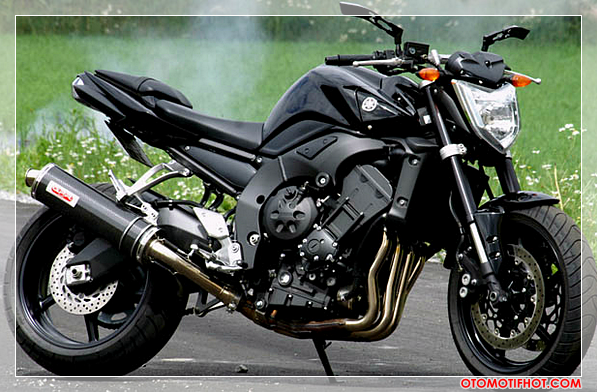 Gambar Yamaha Vixion Modifikasi
