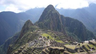 Machu Picchu, costruito dagli Incas