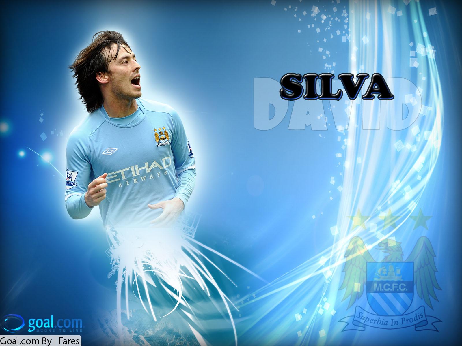HD David Silva Backgrounds-Bubble Gum I See