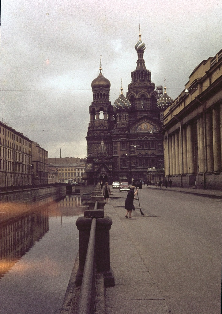 Life in Russia in the 1960s ~ vintage everyday