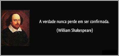 Shakespeare sobre a verdade