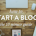How To Start A WordPress Blog On BlueHost From Scratch