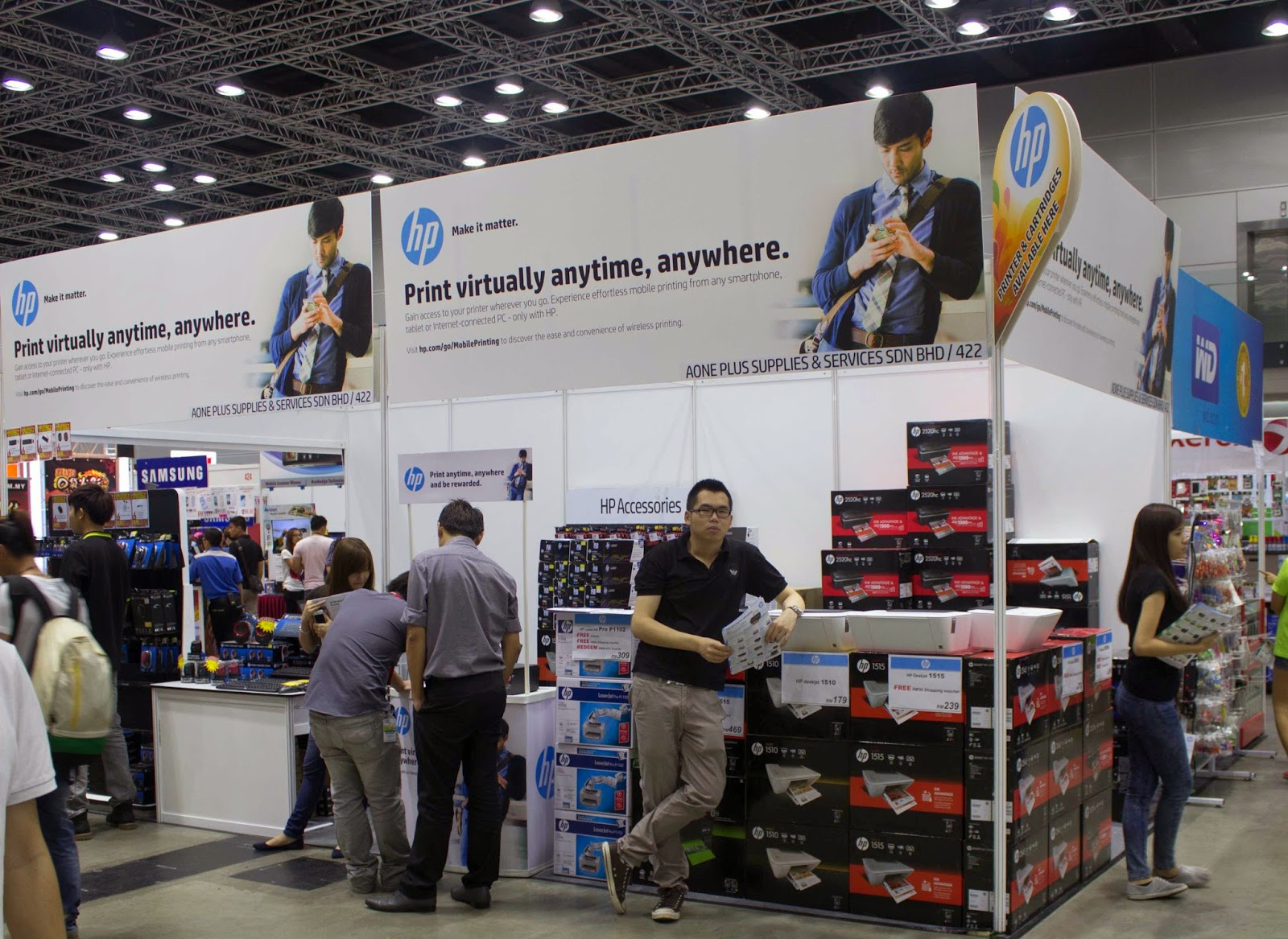Coverage of PIKOM PC Fair 2014 @ Kuala Lumpur Convention Center 378