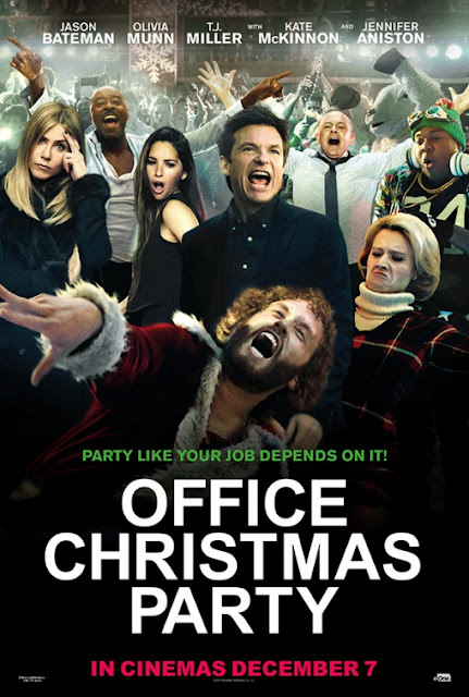 Office Christmas Party (2016) ταινιες online seires oipeirates greek subs