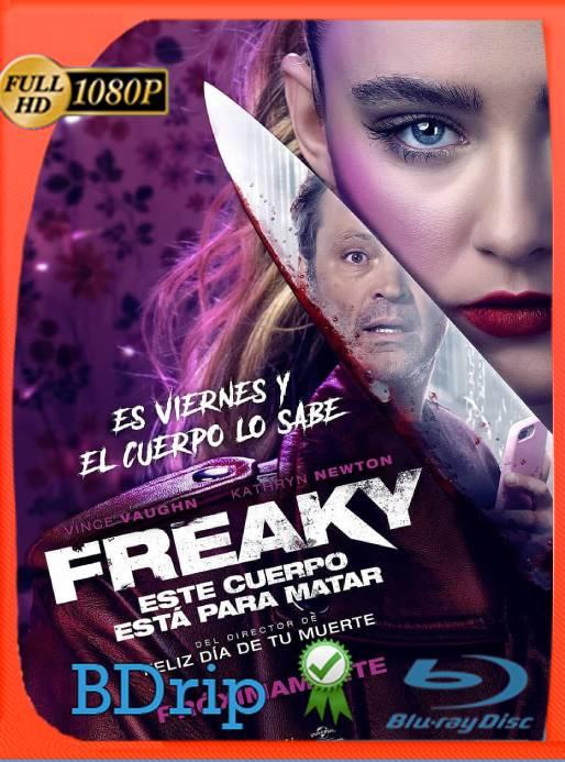 Freaky: Este Cuerpo Está Para Matar (2020) BDRip [1080p] Latino [GoogleDrive] Ivan092