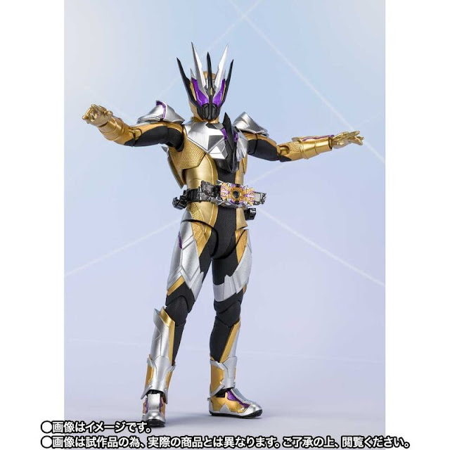 S.H. Figuarts Kamen Rider Thouser Officially Revealed!
