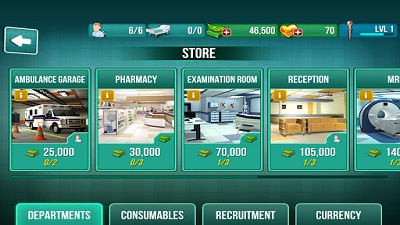Operate Now: Hospital v1.17.5 (unlimited Money)