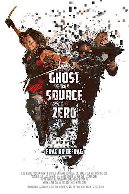 Ghost Source Zero Poster