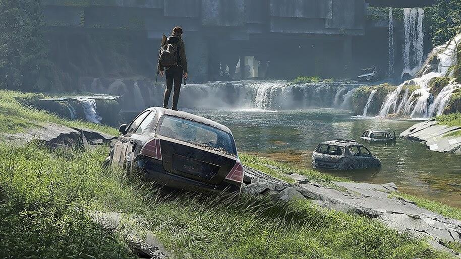 The Last of Us Part 2, Concept, Art, 4K, #5.1800