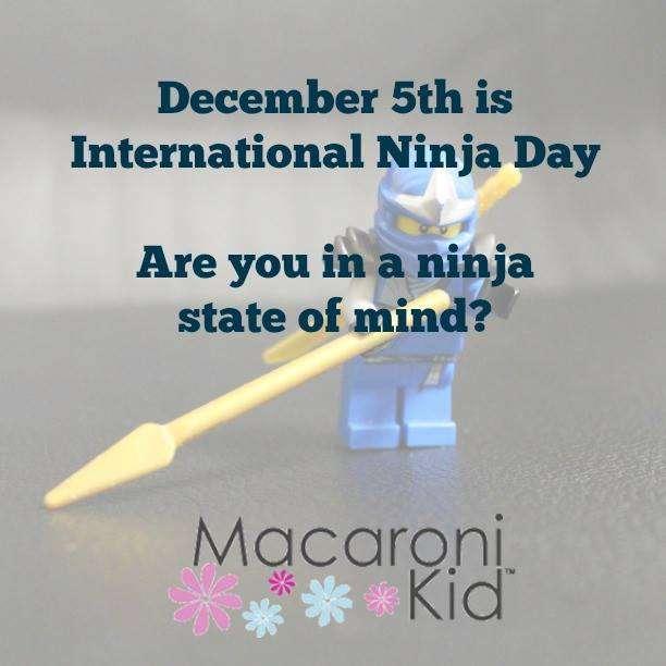 International Ninja Day Wishes Photos