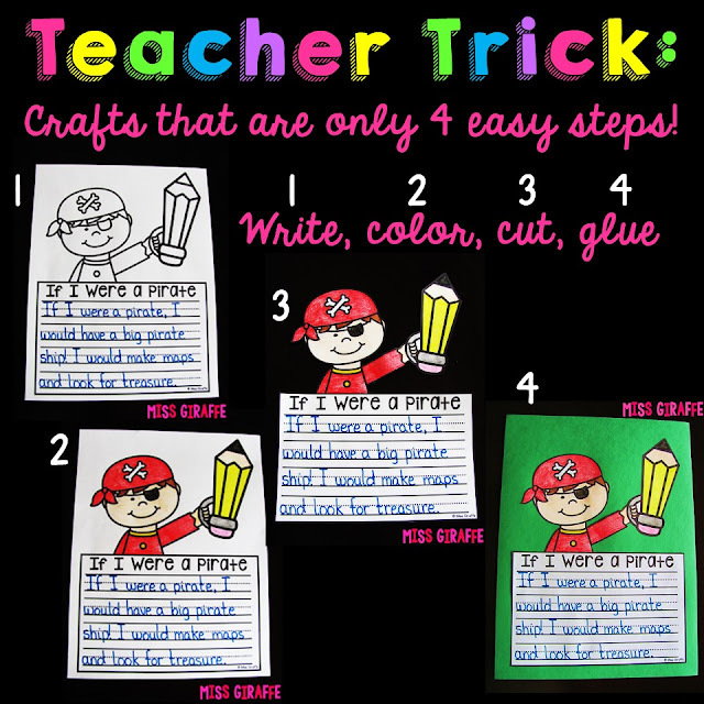 First grade writing activities that are so fun and NO PREP!