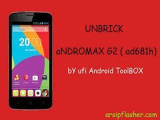 Cara Unbrick Andromax G2
