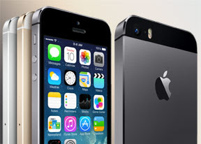 Apple iPhone5S price cut in India Selling at 21.5k