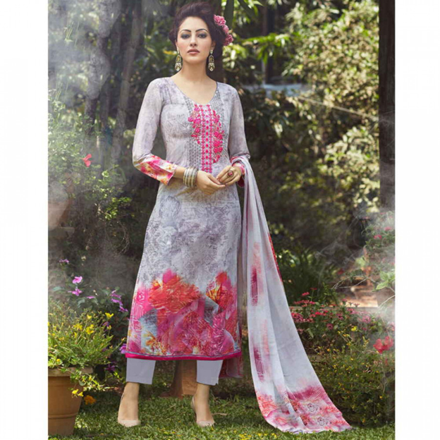 Pant style salwar suits