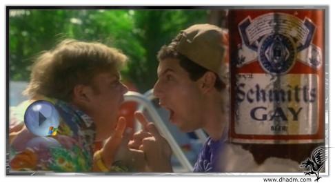 Chris Farley And Adam Sandler