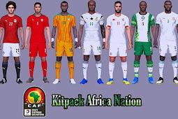 Africa Nation 2020/2021 Kits - PES 2017