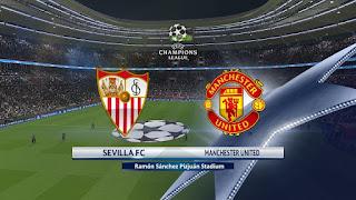 Sevilla v Manchester United live stream info