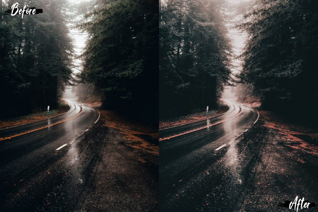 Presets Lightroom Camera Raw & Desktop - 7 Midnight Fantasy Lightroom Presets (XMP, LR)