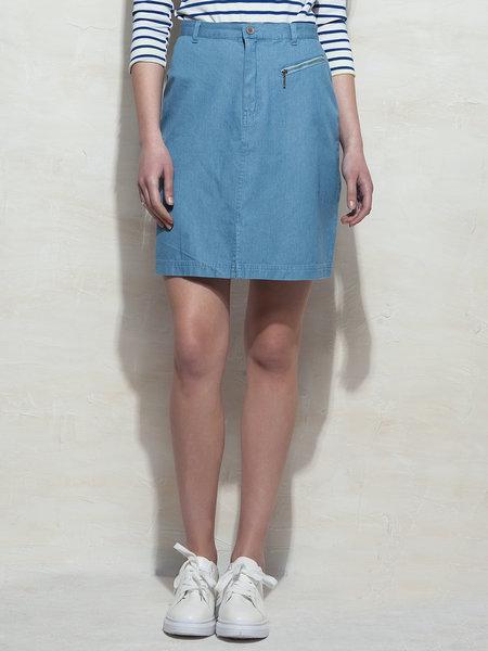 gonna jeans denim skirt gonne estate 2016 tendenza gonne estate 2016 summer skirts fashion moda fashion blog italiani fashion blogger italiane mariafelicia magno ss 2016 summer trend