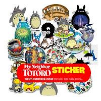 sticker hàng xóm tôi là totoro
