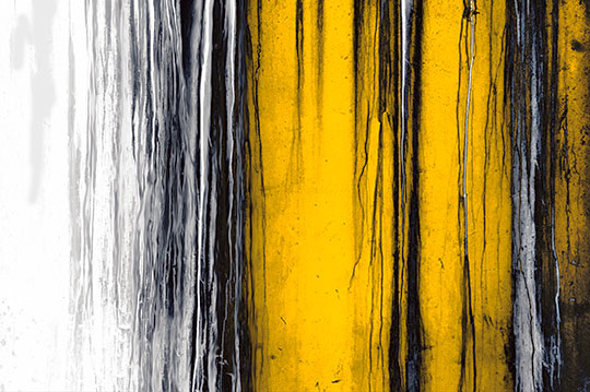yellow, black, white, grey, abstract, wall art, contemporary art, abstract art, yellow wall art, modern art, artist, artwork, Sam Freek,