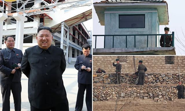 North Korea fired multiple gunshots towards South Korea after Kim Jong-un resurfaced amid speculation he had died
