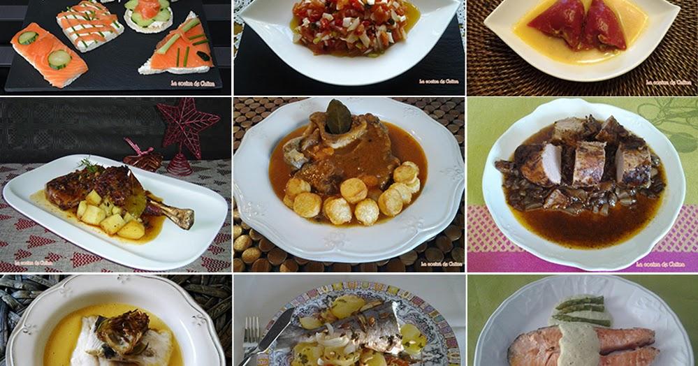 La cocina de catina ideas para una cena de nochebuena en - Ideas para cena de nochebuena ...