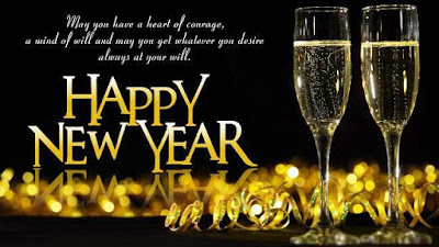 Happy New Year Blessings Photos