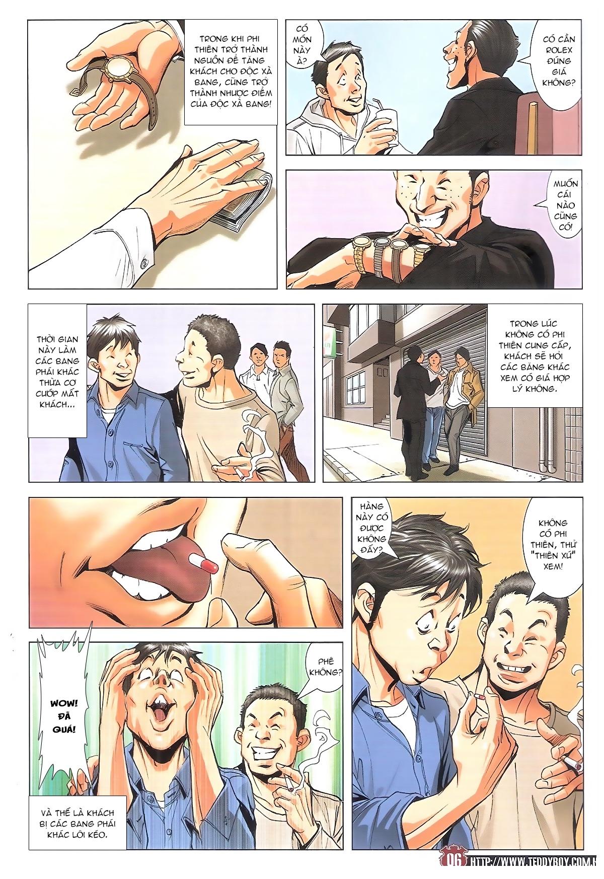 Người Trong Giang Hồ chapter 1795: hoàng tiên sinh trang 5