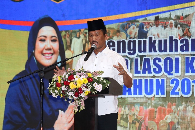 Marlin Pimpin 7.000 Pegiat Seni Qasidah Kota Batam