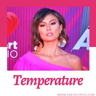 Temperature lyrics