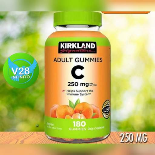 Imagen vitamina C para combatir el Covid