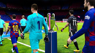 PES 2020 Entrances with New Animations by FuNZoTiK