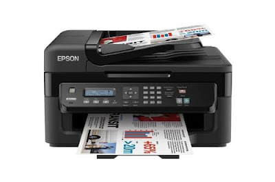 Epson Workforce WF-2520NF Driver Download