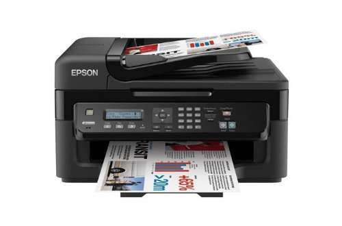 Epson Workforce WF-2520NF Driver Download