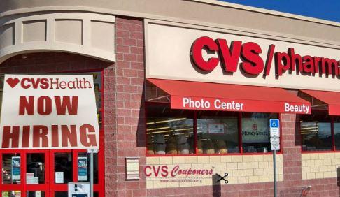 cvs health now hires 50k
