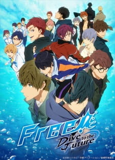Free!: Dive to the Future Opening/Ending Mp3 [Complete]
