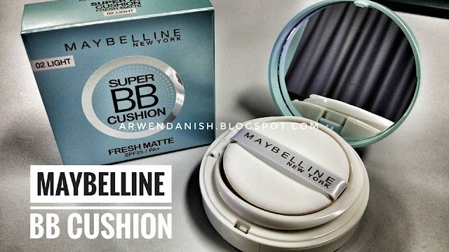 MAYBELLINE BB CUSHION FROM LAZADA